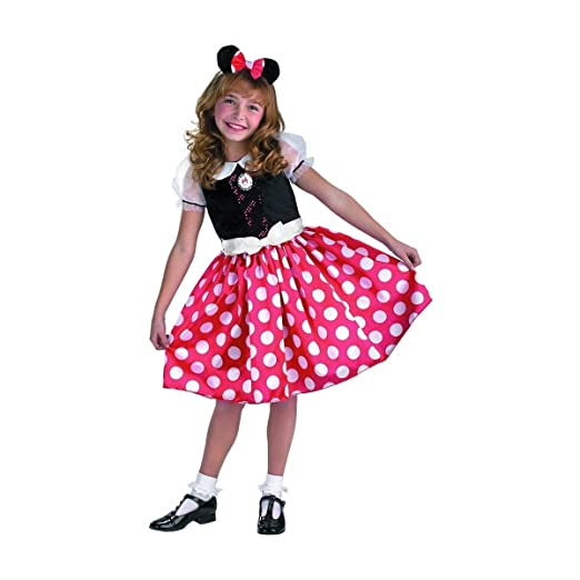 Minnie Mouse Classic Child Costume - Medium