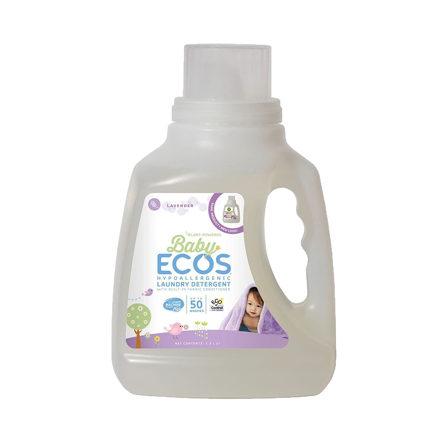 Earth Friendly Products Baby Laundry Detergent 50 Washes 1.5 Litres: Amazon.co.uk: Health & Personal Care