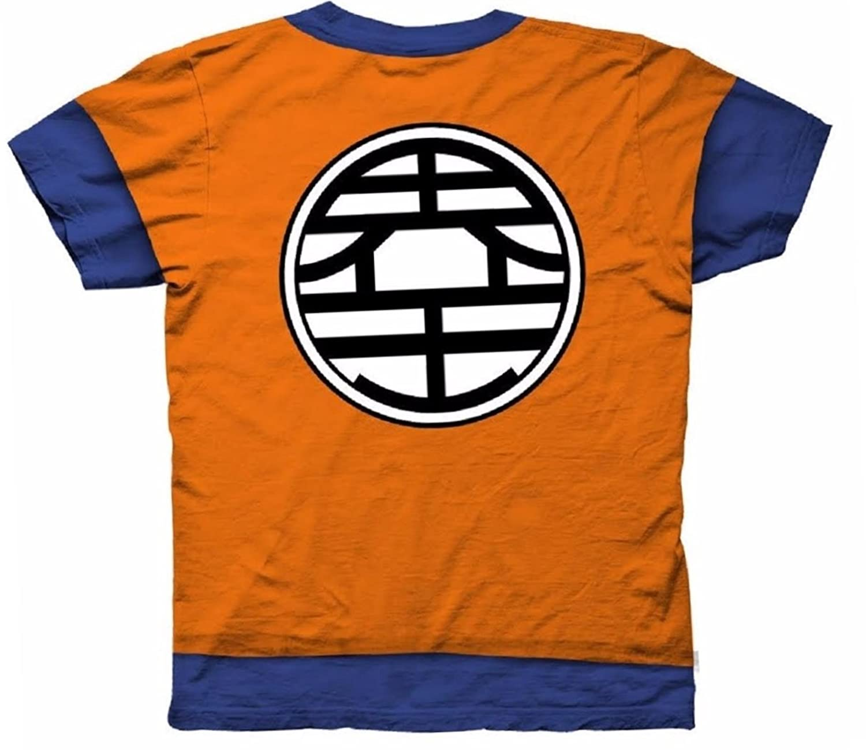 Amazon Dragon Ball Z Goku Fighting Shirt Costume Mens T Shirt