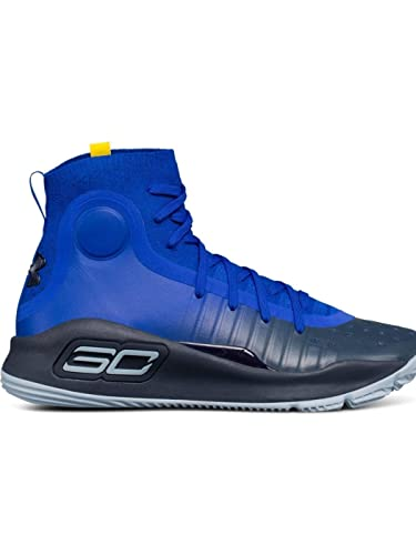 Under Chaussure Armour Chaussure Under de Basketball Curry 4 Away Bleu pour 5690fc