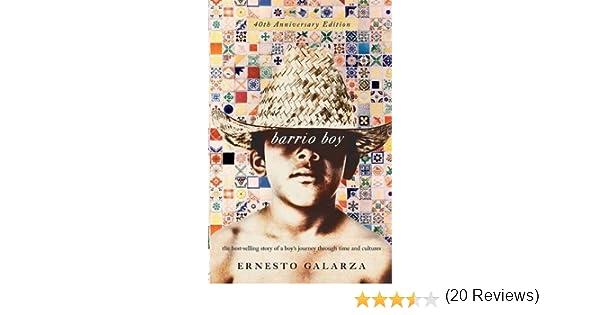 Barrio boy book report