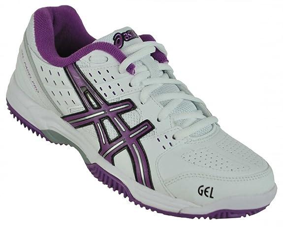 Asics Gel Padel Pro 2 SG mujeres zapatilla deporte tenis Fitness ...