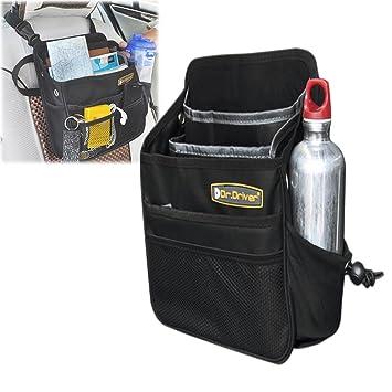 BXT High Quality Car Seat Hanging Storage Bag Multiuse Driver Organizer Tidy IPad Magazine Cellphone Holder