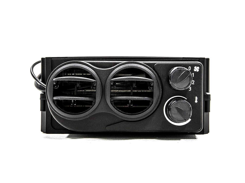 Adjustable Temperature /& Fan Speeds! SuperATV Cab Heater for Polaris Ranger XP 1000 2018+