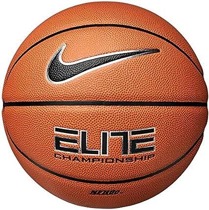 Amazon.com: Nike Elite Championship - Balón de baloncesto ...