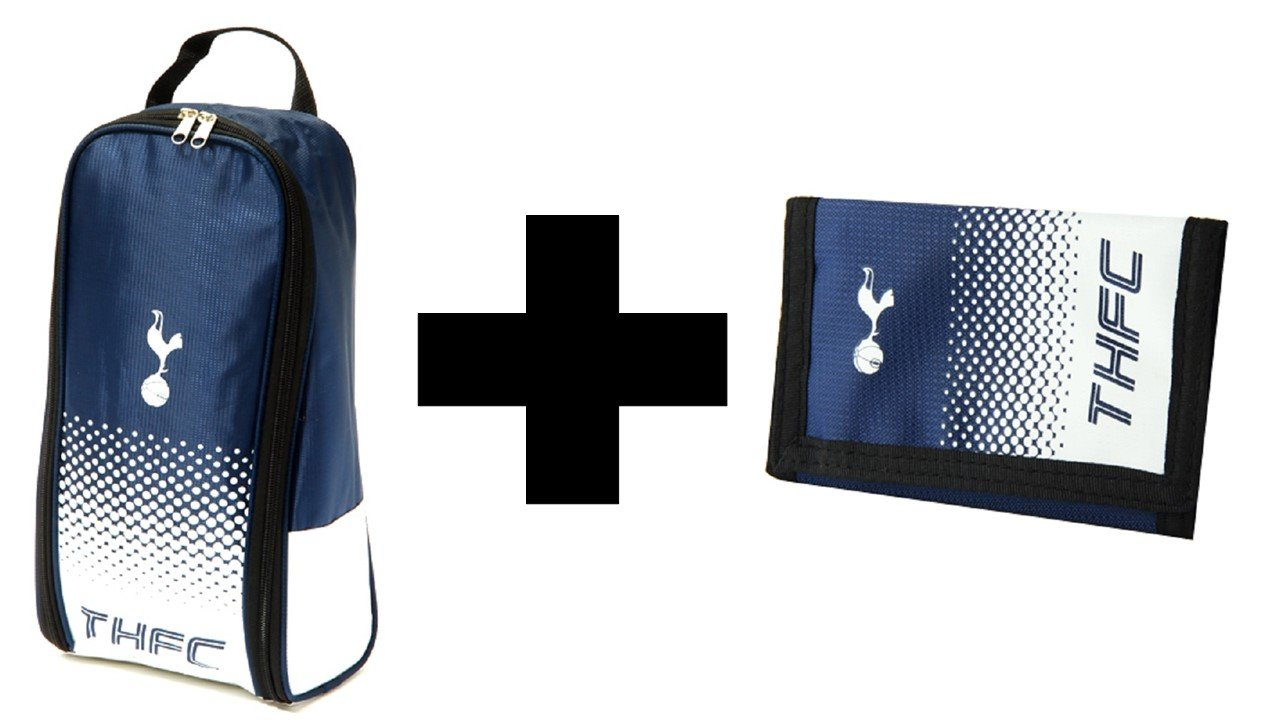 Everton Bootbag and Wallet Combo Gift Set Shoebag