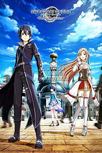 "Price comparison product image CGC Huge Poster - Sword Art Online Hollow Realization PS4 Vita- EXT726 (16"" x 24"" (41cm x 61cm))"