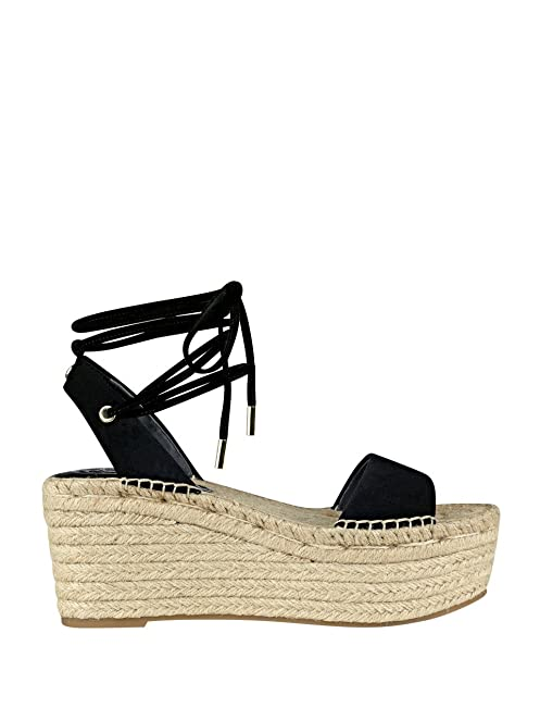 1a045d3c0 Amazon.com | GUESS Women's Ronisa Espadrille Wedges | Flats