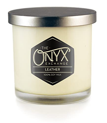 Grapefruit Lux Handmade Soy Candle