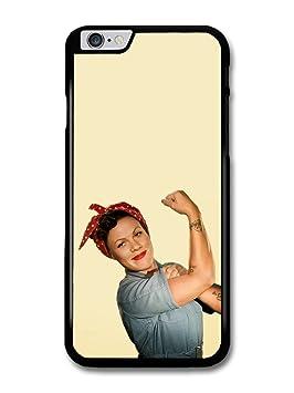 P!nk Pin-Up Girl Popstar Singer Pink carcasa de iPhone 6 ...