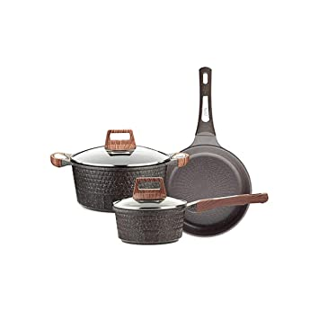 Review KI frying pan set