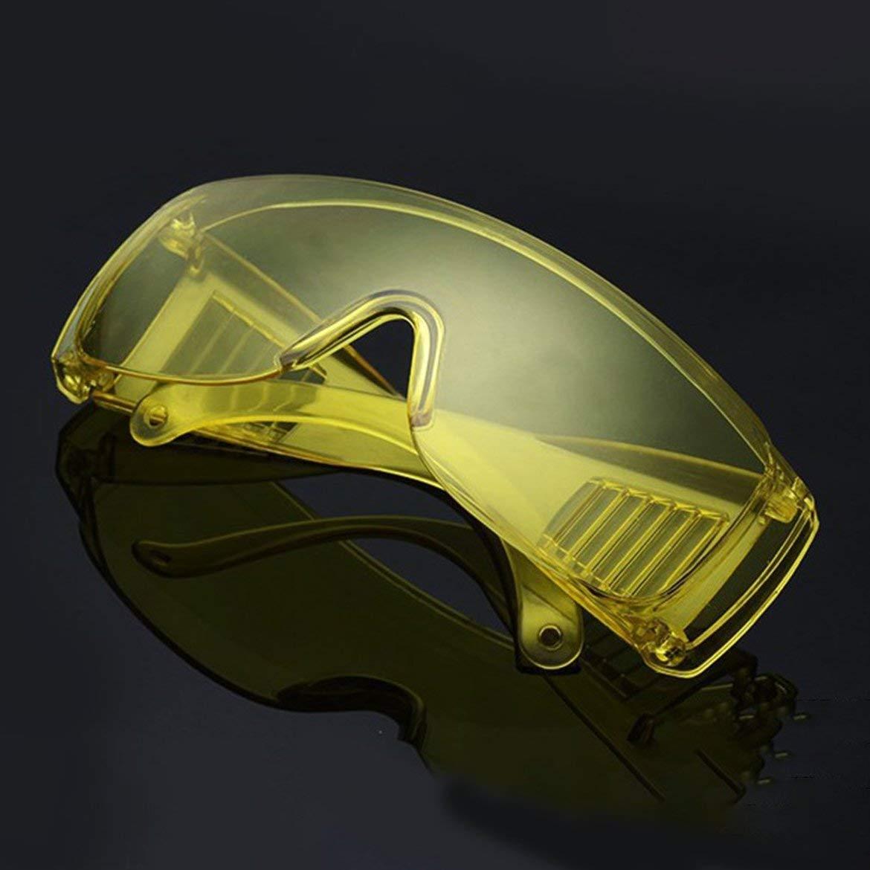 Gris JohnJohnsen Gafas de protecci/ón Laboral Industrial Gafas Protectoras de Infrarrojos Anti l/áser Lentes de PC Antivaho Anti-UV Anti-Impacto Gafas