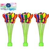 VG Toys & Novelties Tom & Jerry Holi Magic Water Balloons 3 Pack -111 Balloon - Multicolor