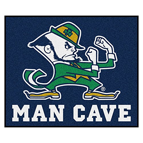 Notre Dame Tailgater - NCAA Notre Dame Fighting Irish Notre Dameman Cave Tailgater, Team Color, One Sized