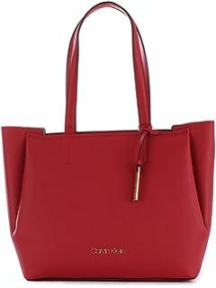 Calvin Klein Damen Olivia Large Tote Handtasche, Mehrfarbig