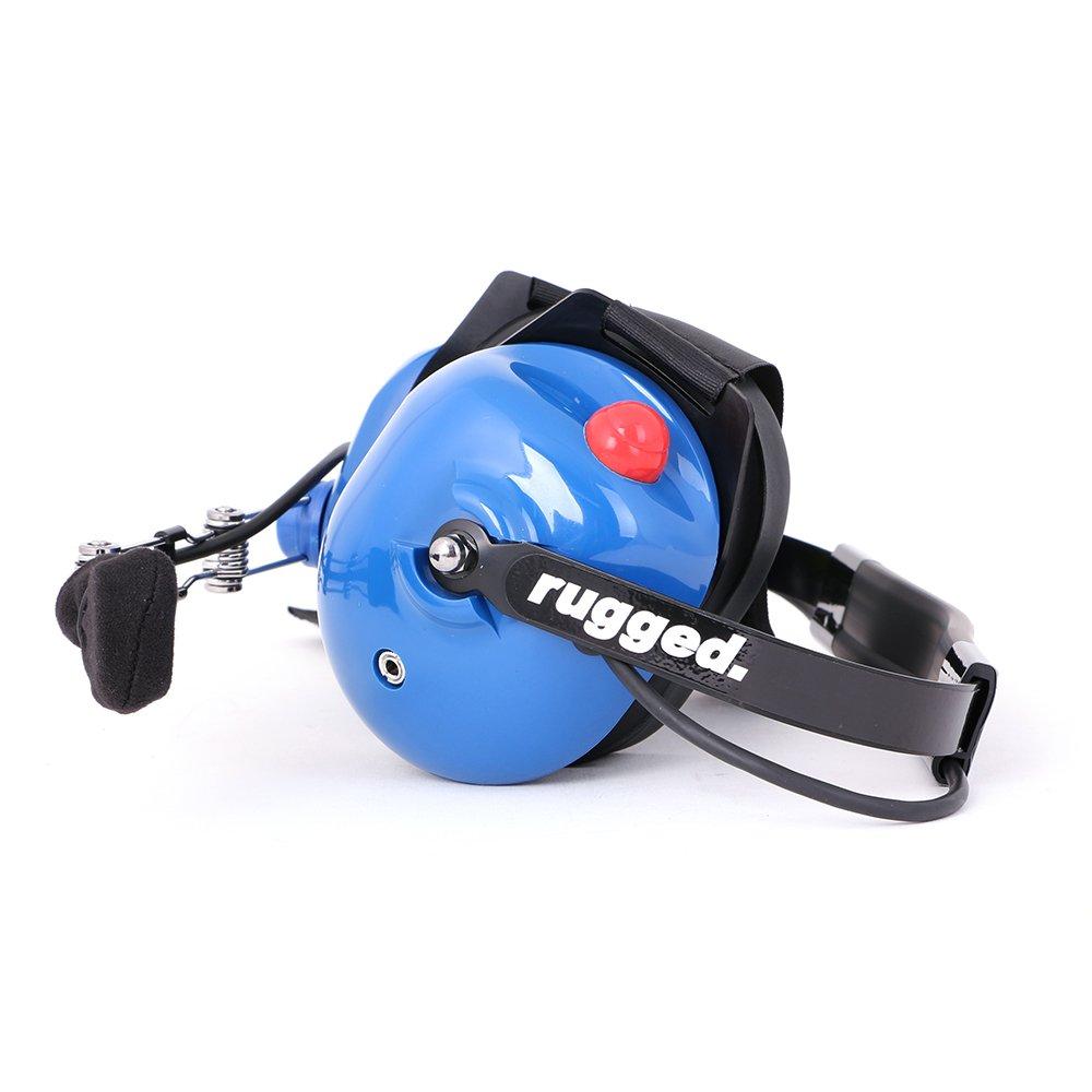 Rugged Radios H42-LTBLUE Light Blue 2-Way Headset by Rugged Radios (Image #2)