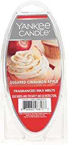 Yankee Candle Sugared Cinnamon Apple Fragranced Wax Melts