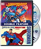 world at war dvd - The Batman-Superman Movie / Super Villains: Worlds at War (DBFE)