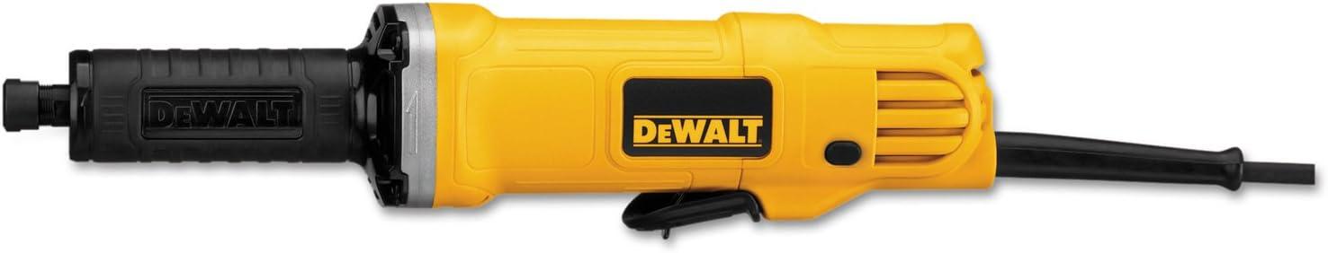 No Lock-On DEWALT 1-1//2 Inches Die Grinder