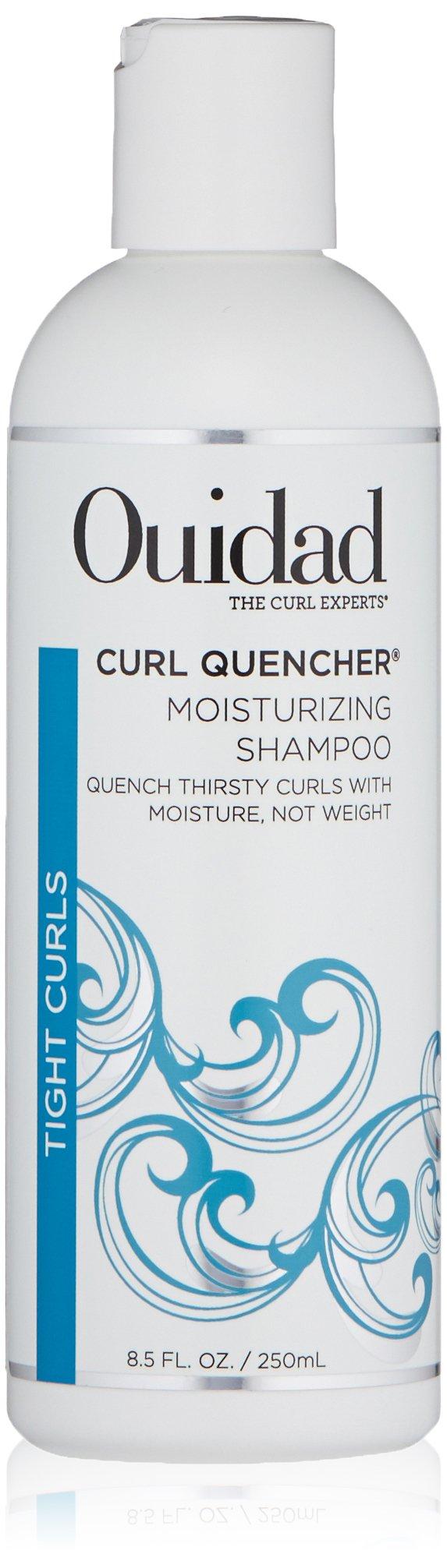 Ouidad Curl Quencher Moisturizing Shampoo, 8.5 Fl Oz