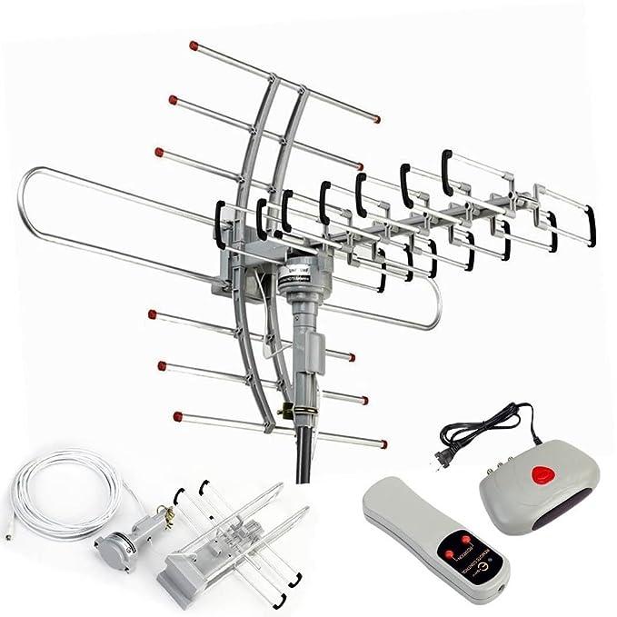 Amazon Com Hdtv Outdoor Amplified Antenna Hd Tv Hdtv Hdtv 1080p