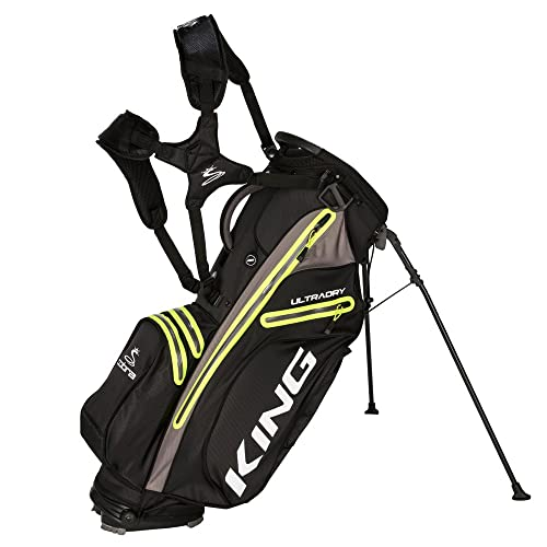 Cobra King UltraDry Stand Bag/Golfbag Black Puma 909281 ...