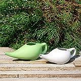 Leak Proof Durable Ceramic Neti Pot - Non-Metallic
