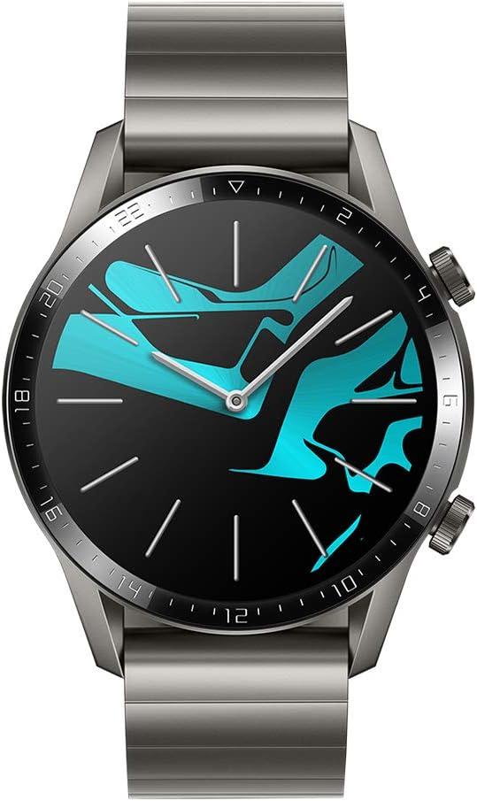 Huawei Watch GT 2 Elegant, Smartwatch con Caja de 46 mm (hasta 2 ...