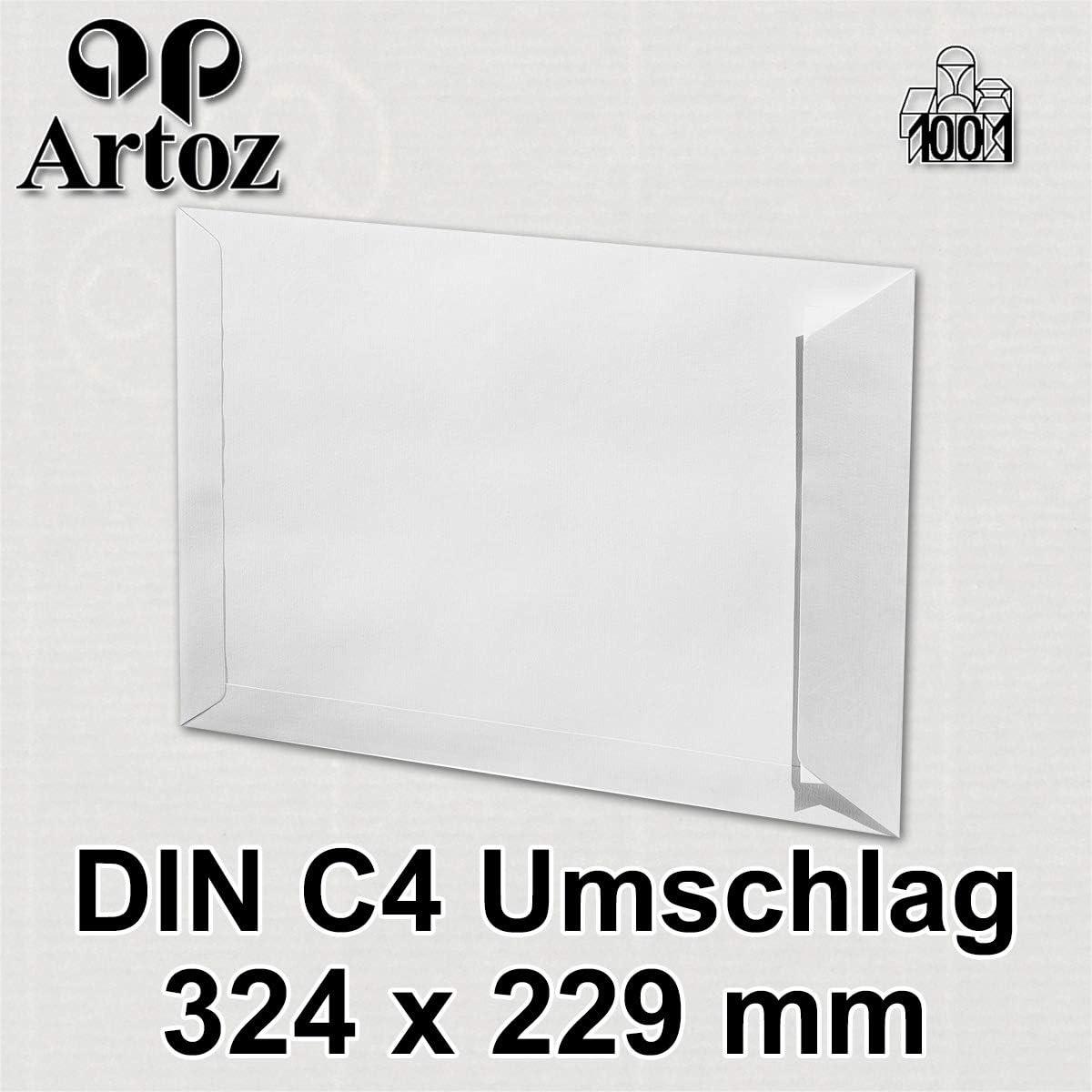 Artoz 1001/DIN C4/Buste/ /100/G//M/²////Azione 2017//Parent C4 Classico blu