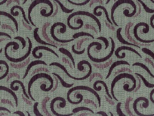 Möbelstoff Bari Farbe 10 (grau, lila, flieder) - modernes Chenille ...