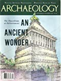 Archaeology - September October 1993 - The Mausoleum At Halicarnassus: An Ancient Wonder