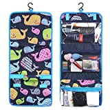 Zodaca Travel Hanging Cosmetic Toiletry Organizer Carry Bag