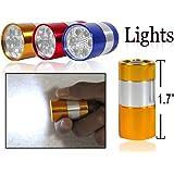 Soy Impulse Super LED 6 1-Watt Torch (Multicolour)