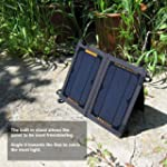 PortaPow 7W USB Solar Charger for Por...