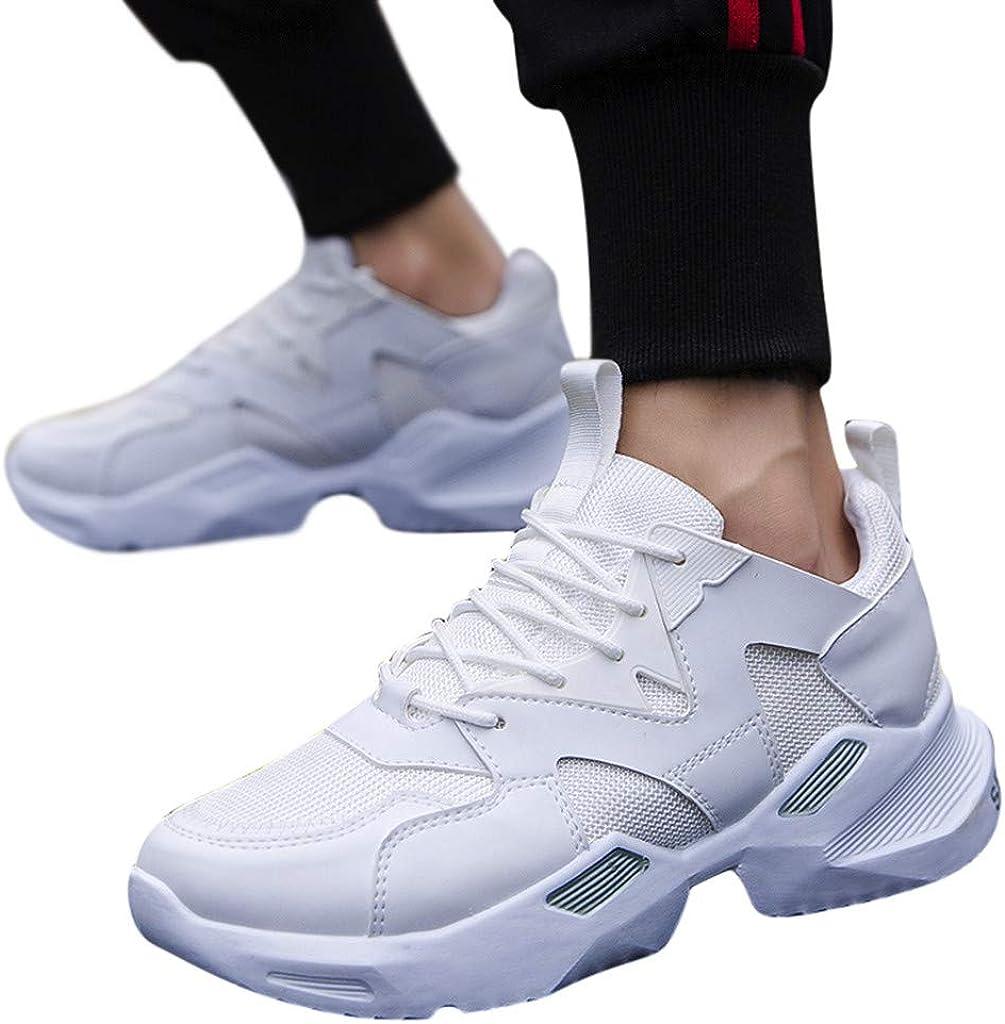 Darringls Zapatillas de Deporte, Hombre Mujer Zapatillas Deporte ...
