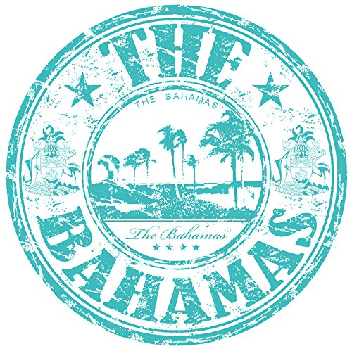 Keen The Bahamas Vinyl Decals Stickers (Two Pack!!!)|Cars Trucks Vans Walls Laptops|Full Color|2-4 in Decals|KCD621 - Keen Laptop Bag