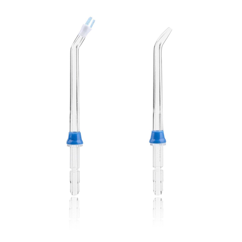Boquillas de Reemplazo para todos los Irrigadores Orales DentJet Tips: Plaque Seeker
