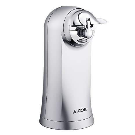 Amazoncom Aicok Electric Can Opener Smooth Touch Can Opener