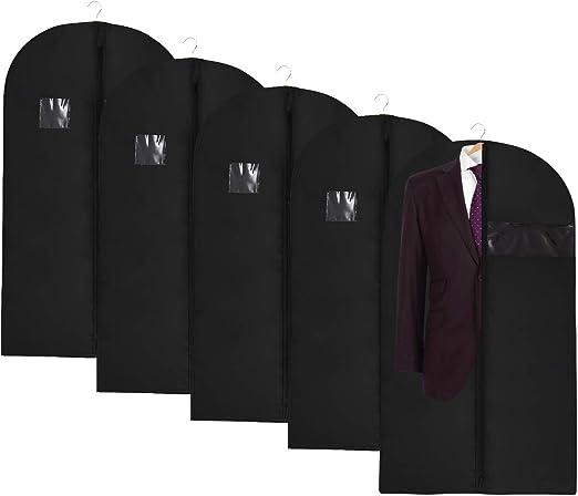 Amazon.com: HOLYLUCK Bolsa de ropa para almacenamiento y ...