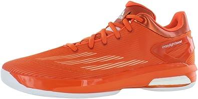 Adidas SM Crazylight Boost Bajo Zapatos Tamaño 15: Amazon.es: Zapatos y complementos