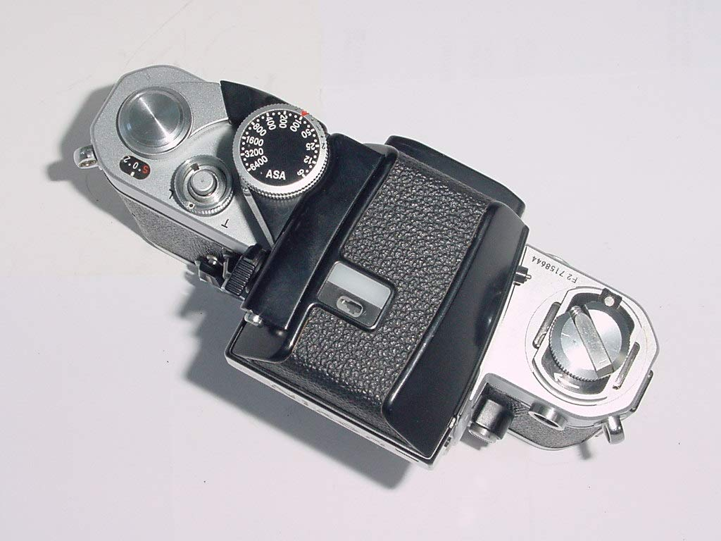 Nikon F2 Photomic 35mm Camera