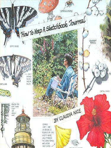Keep Sketchbook Journal Claudia Nice ebook product image