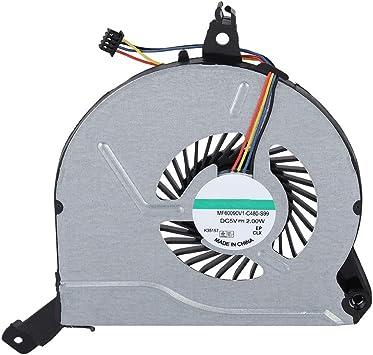 ASHATA Refrigerador del Ventilador del Procesador del Ordenador ...