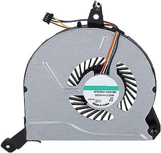 ASHATA Refrigerador del Ventilador del Procesador del Ordenador Portátil para HP 15-V 15-P 14-V 767712-001: Amazon.es: Electrónica