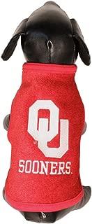product image for NCAA Oklahoma Sooners Polar Fleece Dog Sweatshirt