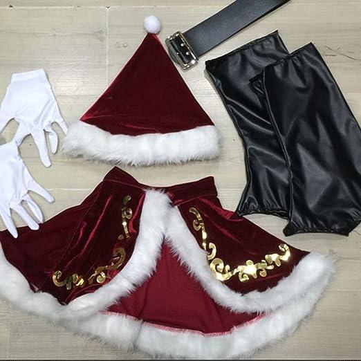 XXL Babbo Natale cappotto BABBO NATALE costume Babbo Natale LUSSO cappotto in peluche costume Santa