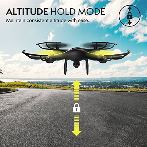 Top 10 Best Mini Spy Drones Reviews 2019-2020 cover image