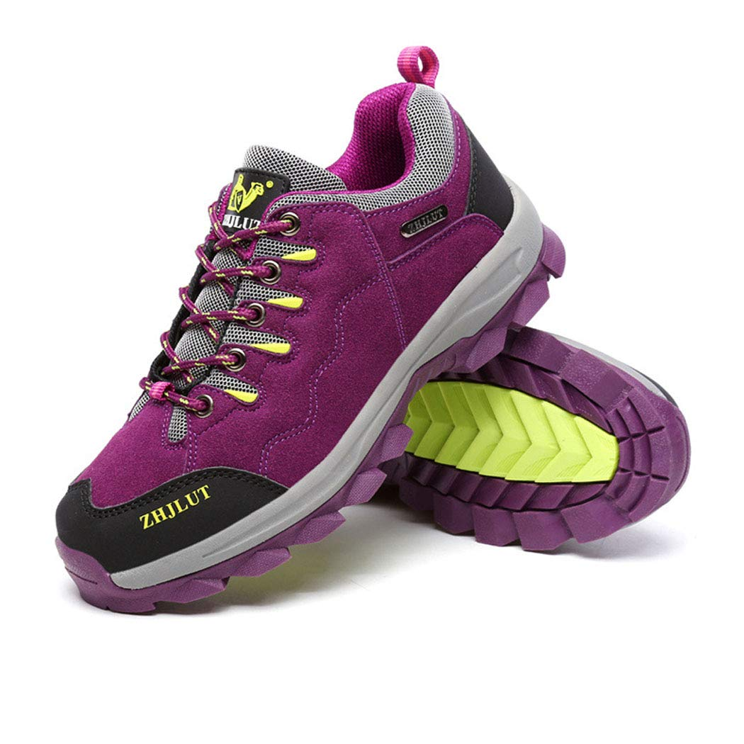 rouge 37EU Chaussures de randonnée Homme, Chaussures Marche, Chaussures Sports de plein airs Chaussures Montagne paniers Hiver paniers