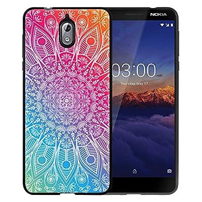 Nokia 3.1 Case, Nokia 3 2018 Case, CimdaUS Slim Protection and Flexible Soft Premium TPU Bumper Silicone Case Cover for Nokia 3.1/Nokia 3 2018 from CimdaUS
