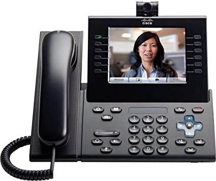Amazon com : Cisco Unifiied IP 9951 2-way Video Conferencing